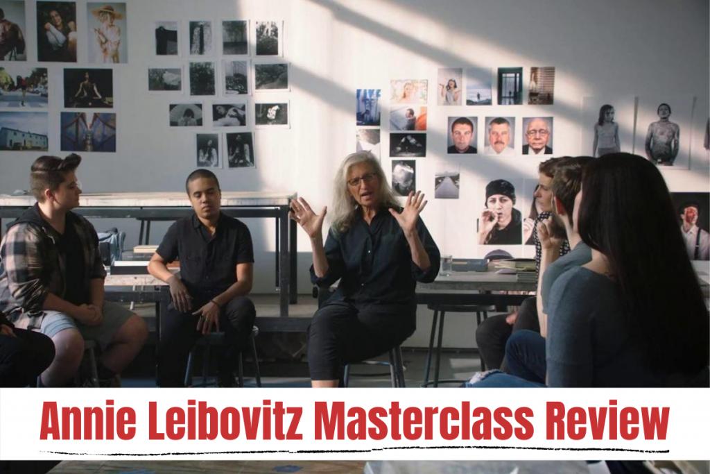 Leibovitz masterclass review