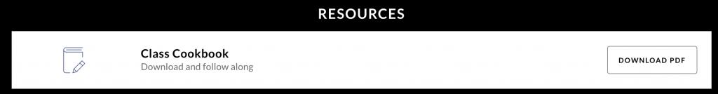 gordon ramsay master class resources