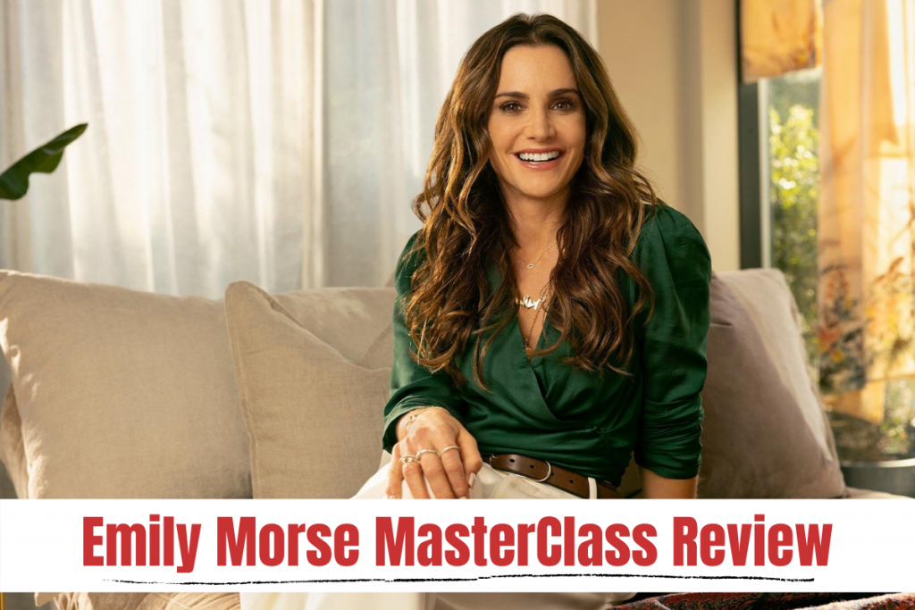 Emily Morse MasterClass review